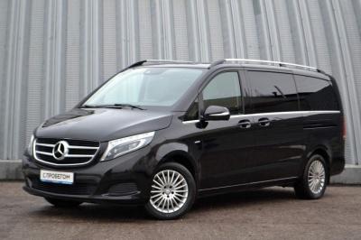 Mercedes-Benz V250 2015