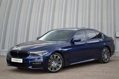 BMW 530 D 2018