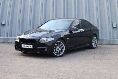 BMW 523 2011