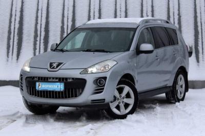 Peugeot 4007 2011